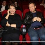Татьяна Юмашева (Ельцина) и Валентин Юмашев