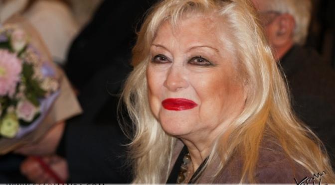 Ирина Мирошниченко получила «Чайку»
