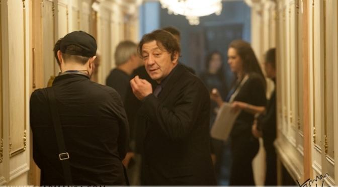 Григорий Лепс споет вместе со Стивеном Сигалом