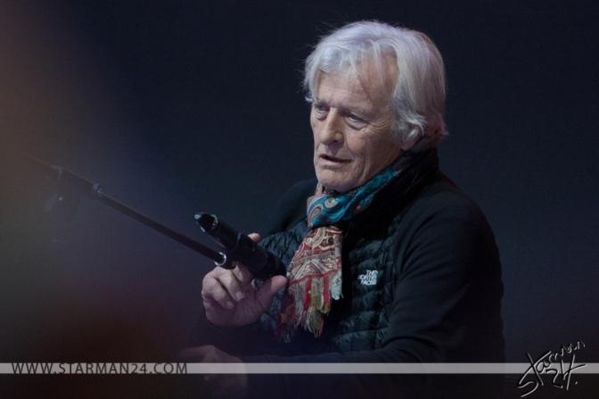 Рутгер Хауэр представил в Москве «Путешествие в Китай»