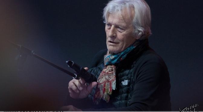 Рутгер Хауэр представил в Москве фильм «Тайна печати Дракона»