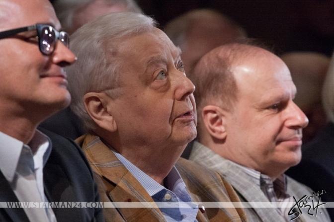 Олег Табаков удостоен посмертного приза на ММКФ