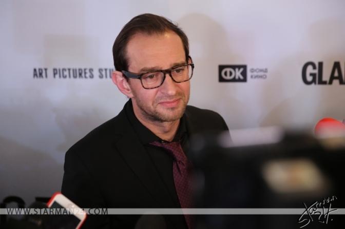 Константин Хабенский показал «Селфи» москвичам