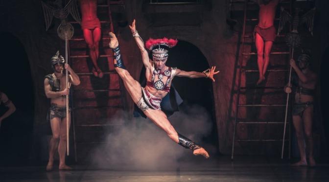 Театр классического балета покажет «Спартака» в Кремле