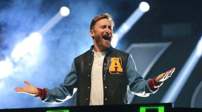 David Guetta едет в Москву на Park Live
