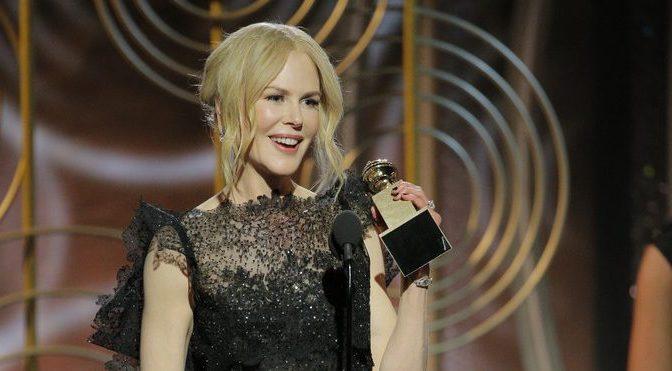 Николь Кидман получила «Золотой глобус»