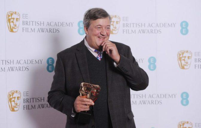 Стивен Фрай нарушил традицию премии BAFTA