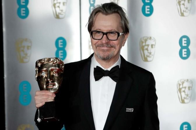 Гари Олдман получил премию BAFTA