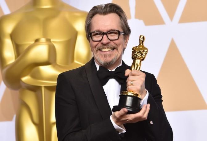 Гари Олдман получил «Оскар»