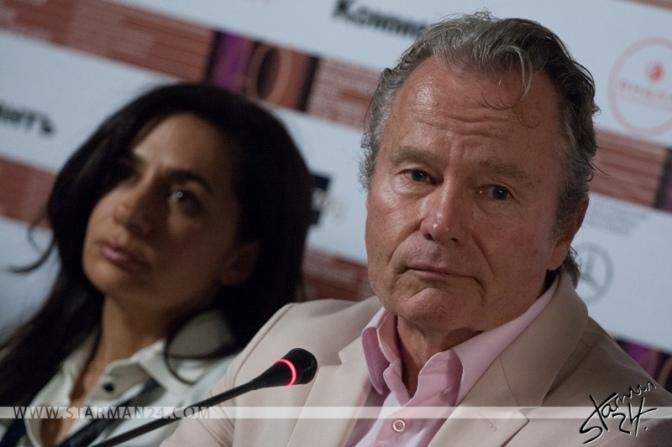 Жюри 40 ММКФ ответили на вопросы журналистов