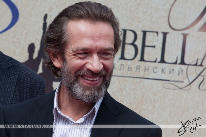 Владимир Машков приступил к съемкам в картине «Миллиард»