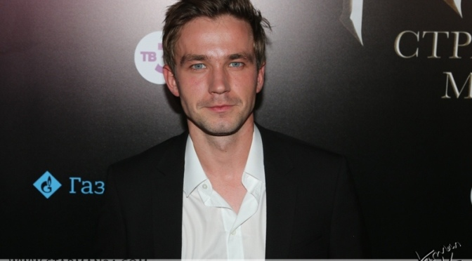 Александр Петров стал номинантом премии «Golden Unicorn»