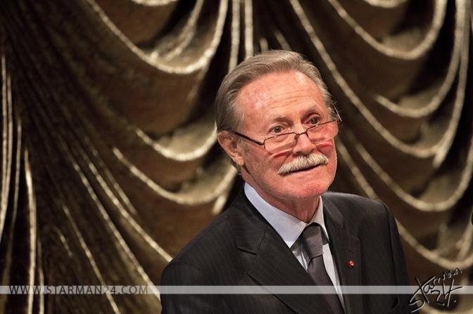 Юрий Соломин представил новый сезон Малого театра