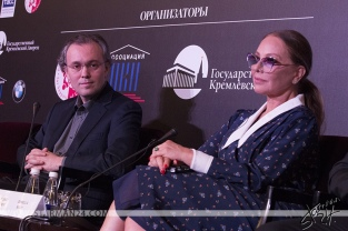 Alexey Shor and Ornella Muti (2018)