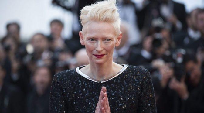 Тильда Суинтон получит почётную награду Британского института кино