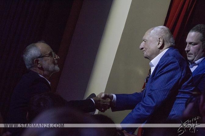 В Москве прошла театральная премия «Хрустальная Турандот»