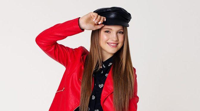 Анна Филипчук представит свою песню на пре-пати «Детского Евровидения 2018»