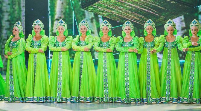 Театр танца «Гжель» отметит 30-летие на сцене Кремля
