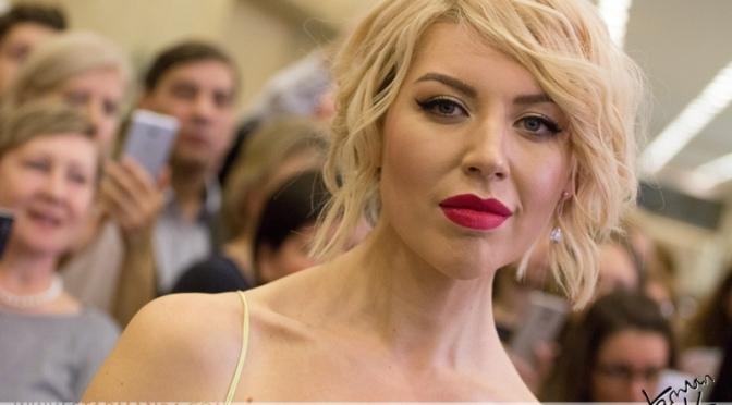Polina готовит сингл на стихи Михаила Гуцериев