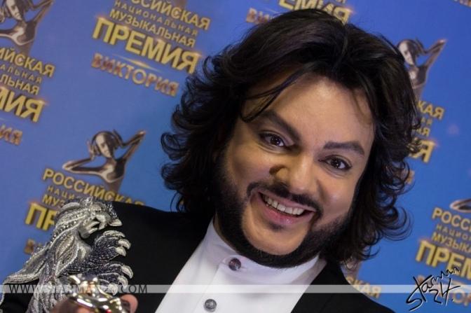 Премию «Виктория» вручили в Государственном Кремлевском Дворце