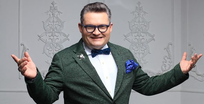 Александр Васильев готовит юбилейный вечер