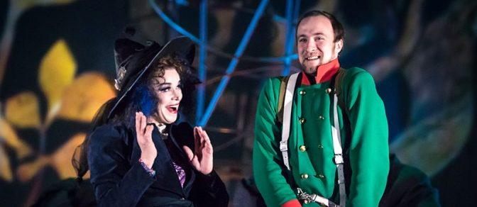 Театр на Таганке представляет спектакль «Старая, старая сказка»