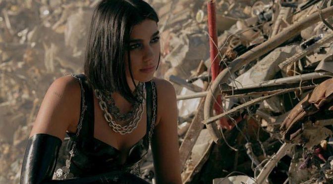 Дуа Липа записала песню к фильму «АЛИТА: БОЕВОЙ АНГЕЛ»