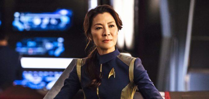 Мишель Йео сыграет в спин-оффе сериала «Звездный путь: Дискавери»