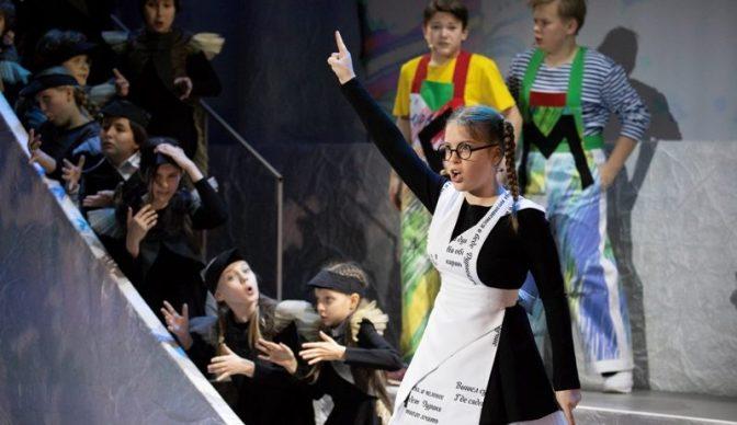 В «Новой опере» поставят спектакль «Баранкин,будь человеком!»