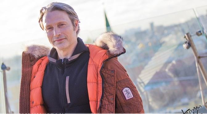 Мадс Миккельсен получил Европейский «Оскар»
