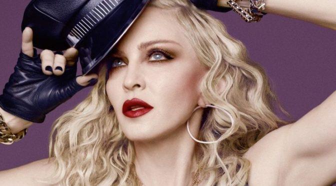 Мадонна едет на Евровидение