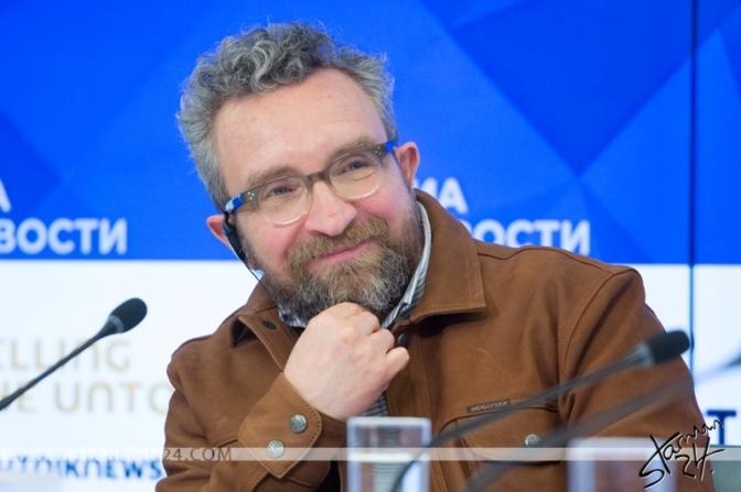 Эдди Марсан приехал в Москву на съемки «Эбигейл»