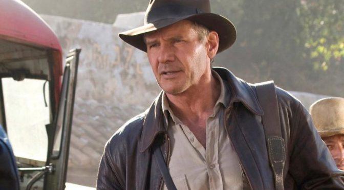 Харрисон Форд рассказал о съемках нового «Индианы Джонса»