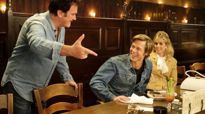 Квентин Тарантино выпустит книгу по мотивам «Однажды.. в Голливуде»