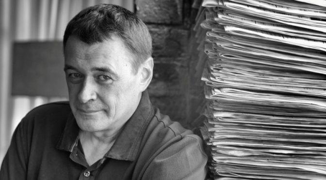 Юрий Костин представит «Француза» в книжном на Новом Арбате