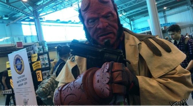 Comic Con Russia приехал в Санкт-Петербург