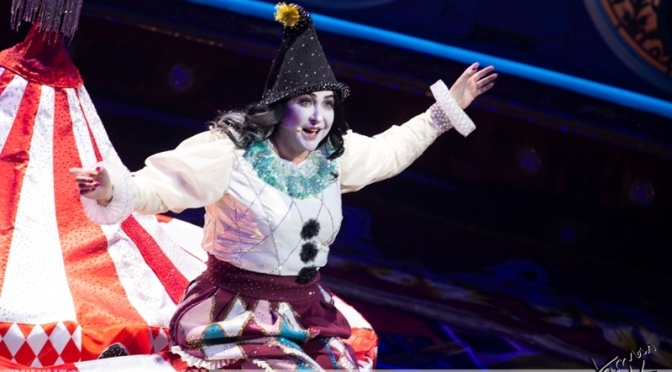 100-летие российских цирков отметили на Цветном бульваре