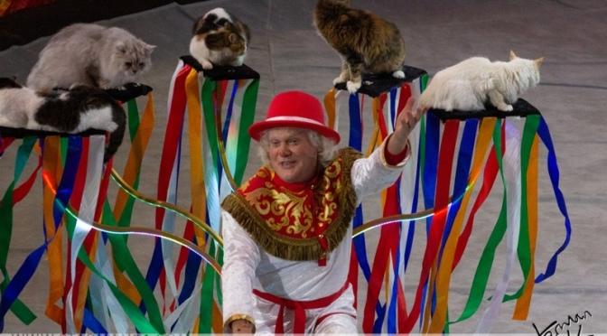 Юрий Куклачев отметит юбилей на арене цирка