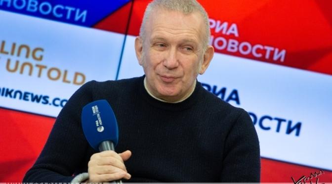 Жан-Поль Готье привез в Москву свое новое шоу
