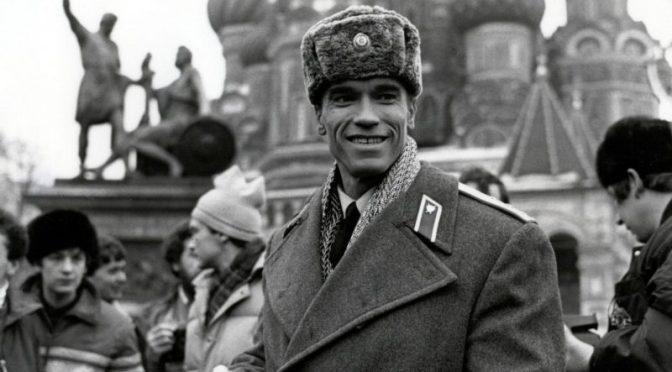 Специальный материал: Москва в западных фильмах и сериалах