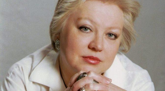 Светлана Крючкова получила спецприз ММКФ  «Верю. Константин Станиславский»