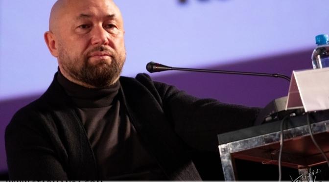 Тимур Бекмамбетов представил журналистам жюри Московского кинофестиваля