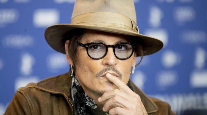 Джонни Депп покинул каст фильма «Фантастические твари»